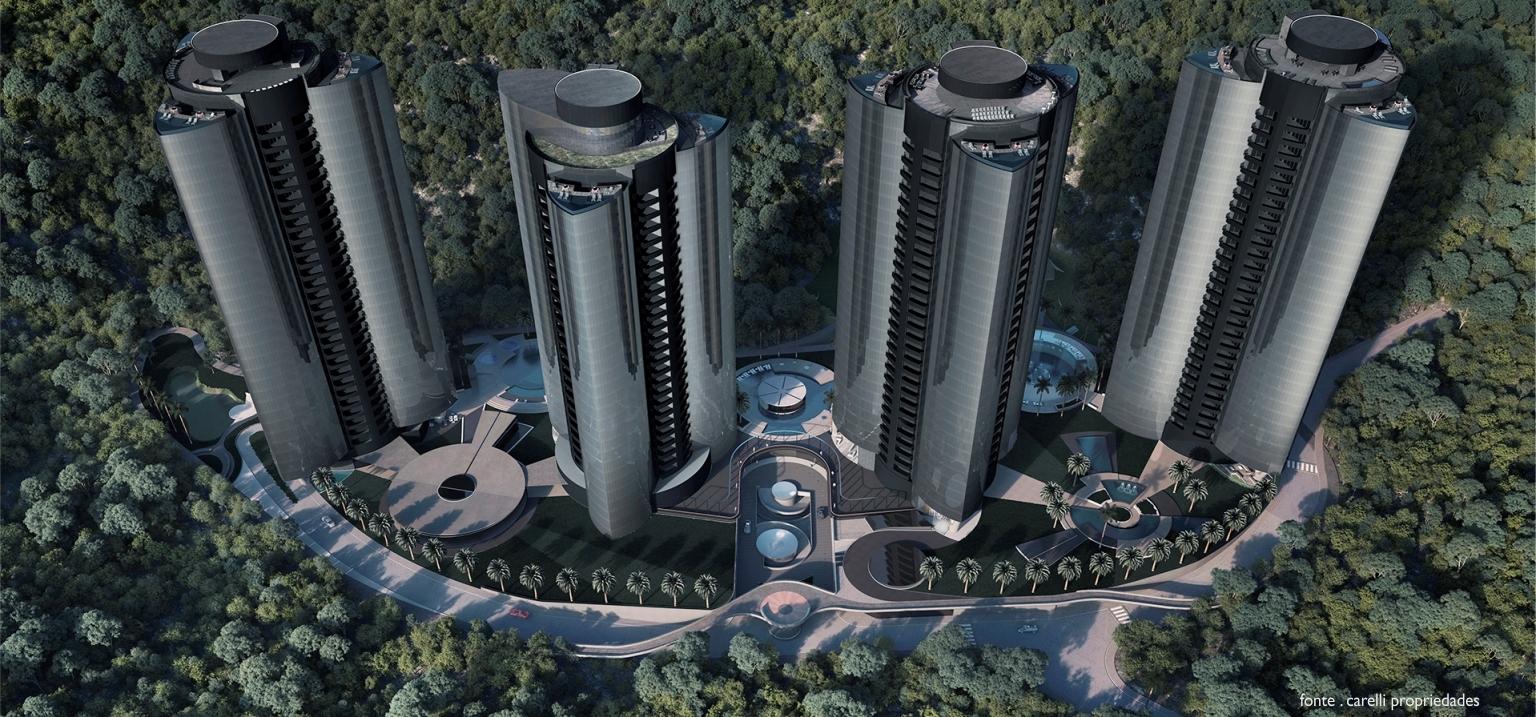 PORSCHE DESIGN TOWERS BRAVA